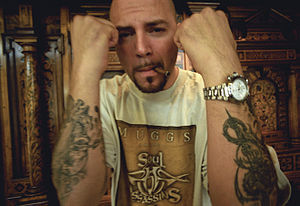 DJ Muggs - Image: Dj muggs mika