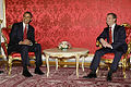 Dmitry Medvedev with Barack Obama 6 July 2009-2.jpg