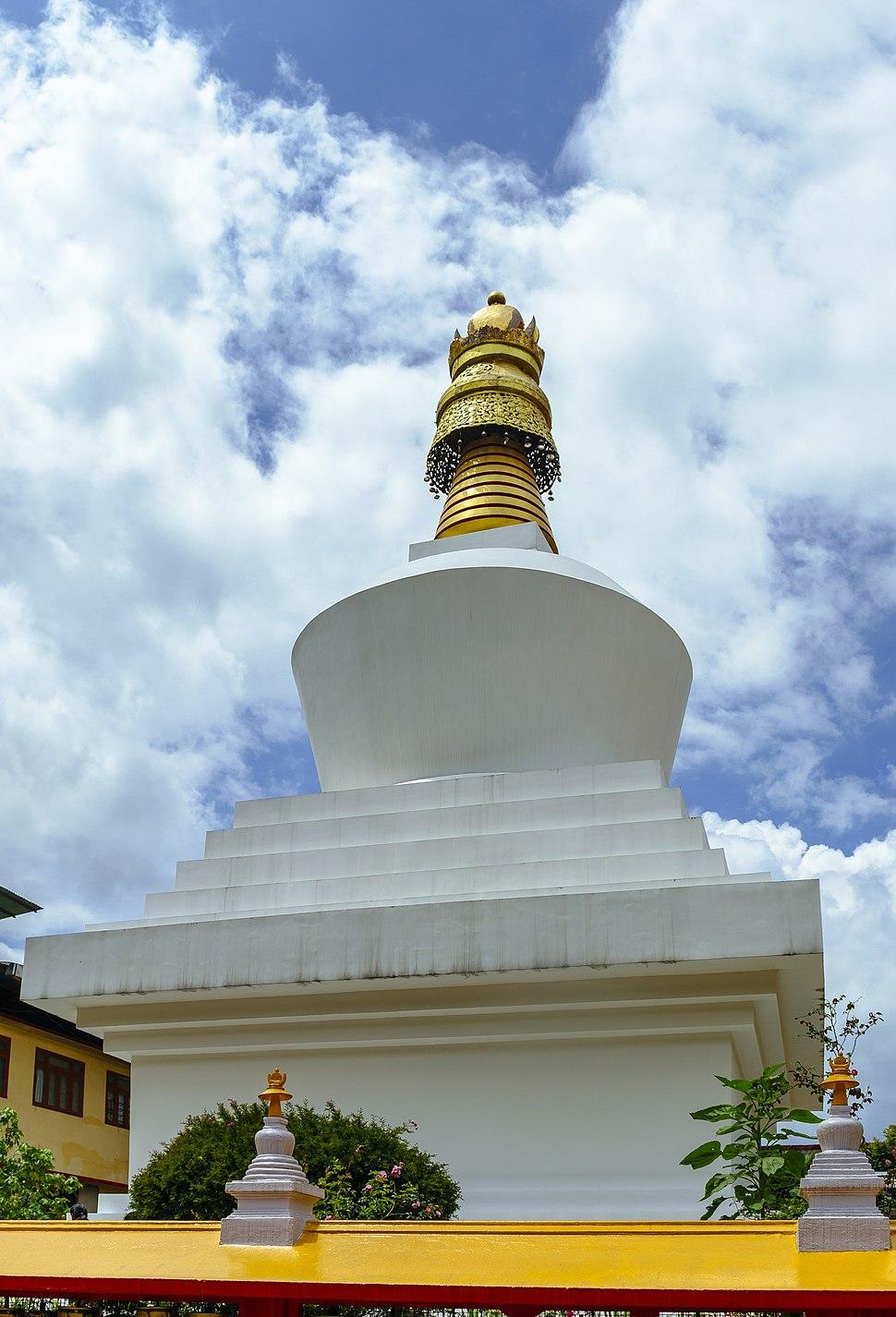 Do-drul Chorten Stupa, Gangtok, Sikkim