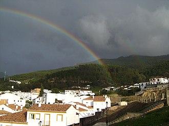 El Bosque, Andalusia - Image: Doble Arco Iris
