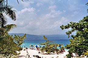 Playa jamaicana