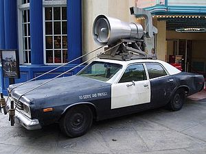 The Blues Brothers. Dodge Monaco Bluesmobile.