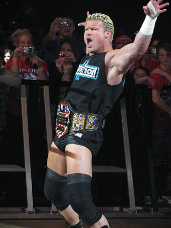 Dolph Ziggler 2011 United States Champion