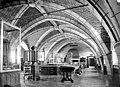 Domaine national, château - Salle voûtée - Saint-Germain-en-Laye - Médiathèque de l'architecture et du patrimoine - APMH00002734.jpg