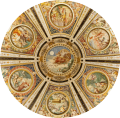 Dome of church in Palazzo Farnese (Caprarola) - edit.png