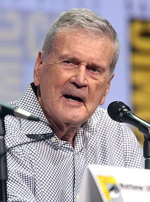 Don Murray (actor) - Murray at the 2017 San Diego Comic-Con