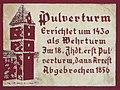 Donauwörth, Tafel Pulverturm, 1.jpeg