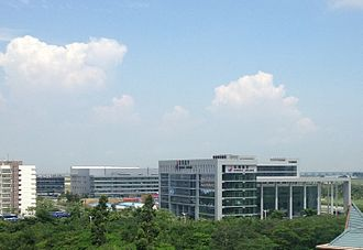 Donghai Airlines - Donghai Airlines Headquarters in Shenzhen, China
