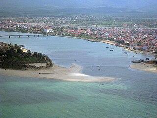 Đồng Hới City in Quảng Bình, Vietnam