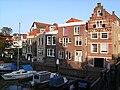 Dordrecht, monumentale panden in haven 2007-10-07 17.33.JPG
