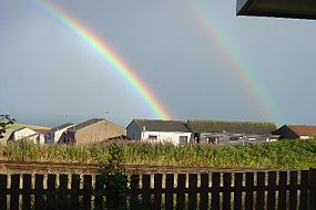 Double Rainbow over the Railway - geograph.org.uk - 58001.jpg