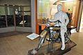Douglas - 1925 - 2 cyl - 348 cc - UP-1008 AD - Transport Gallery - BITM - Kolkata 2016-06-02 4047.JPG