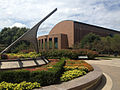 Drake University Law School - Opperman Hall and Sundial.jpg