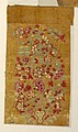 Drawing, Design for Woven Shawl with Indianizing Motifs, mid- 19th century (CH 18304685).jpg