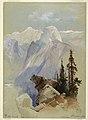 Drawing, Half Dome, Yosemite, 1873 (CH 18189629).jpg