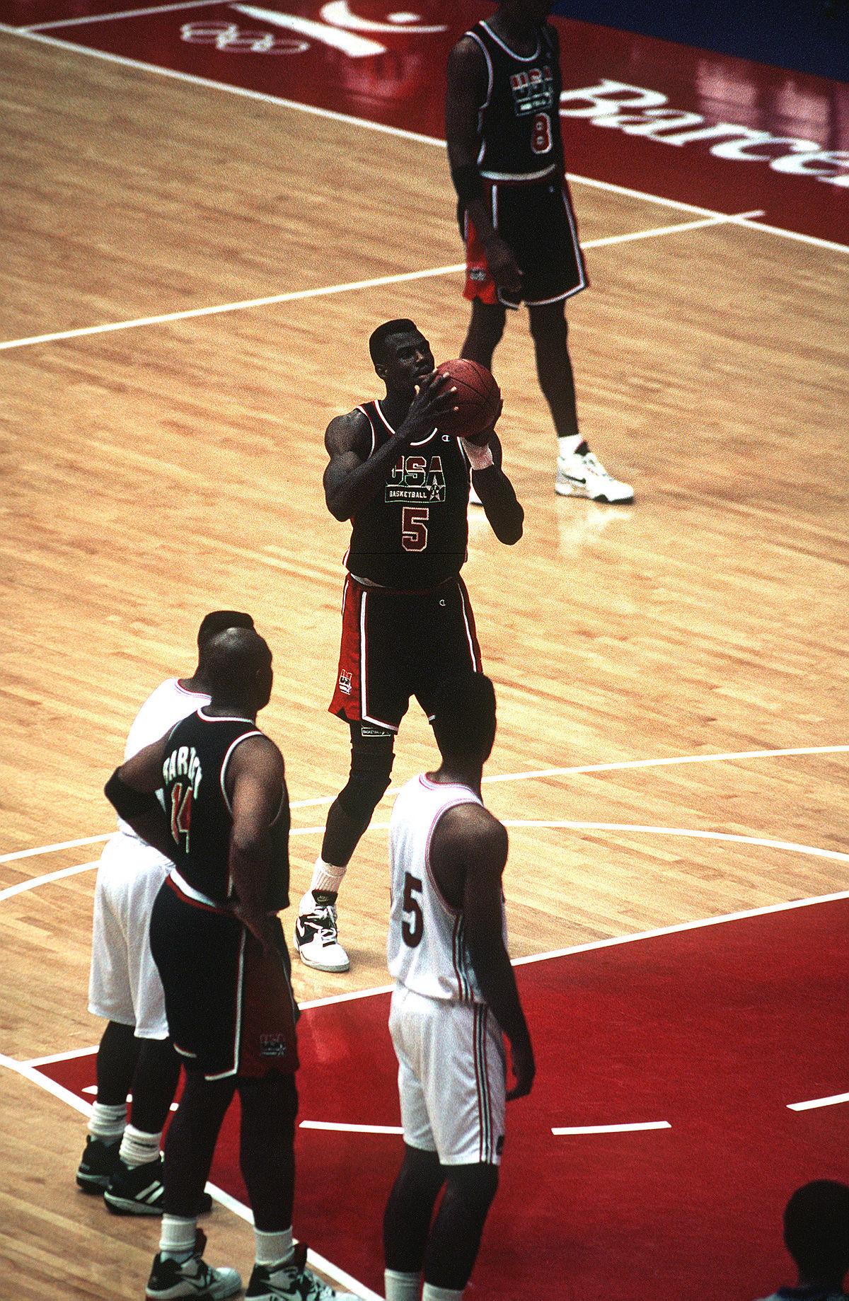 Team: 1992 United States Men's Olympic Basketball Team