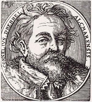 Cornelis Drebbel - Cornelis Drebbel