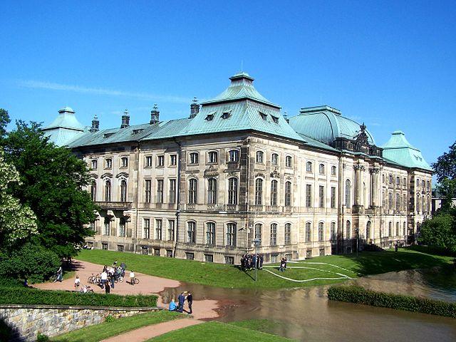 Palacio japonés Lugar de Interés en Dresde, Alemania Guía de viaje ...