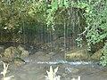Dripping Rock along Spanish Fork river, Jul 15.jpg