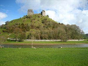 Dryslwyn Castle - Image: Dryslwyn Castle