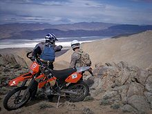 Dualsport motorcycle  Wikipedia
