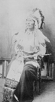 Dull Knife (Cheyenne: Vóóhéhéve or Lakota: Tamílapéšni), Chief of Northern Cheyennes at Battle of Little Bighorn
