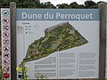 Dune du Perroquet Information boards en2019.jpg