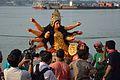 Durga Idol Immersion - Baja Kadamtala Ghat - Kolkata 2012-10-24 1590.JPG