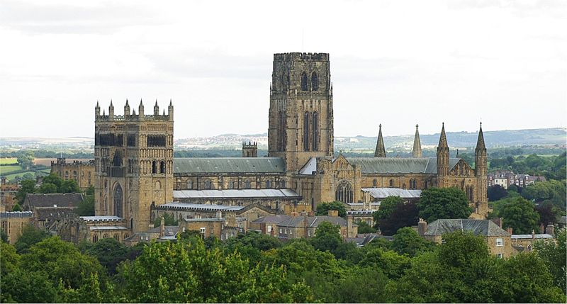 File:Durham Cathedral from the south-2.jpg