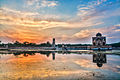 Dusk at Hiran Minar.jpg