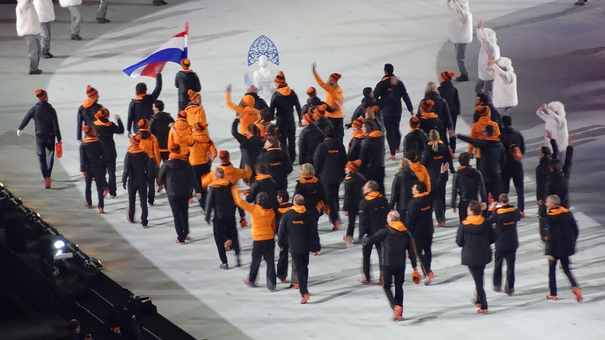 niederlande olympische winterspiele
