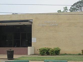Lon Morris College - E. C. Scurlock Student Center