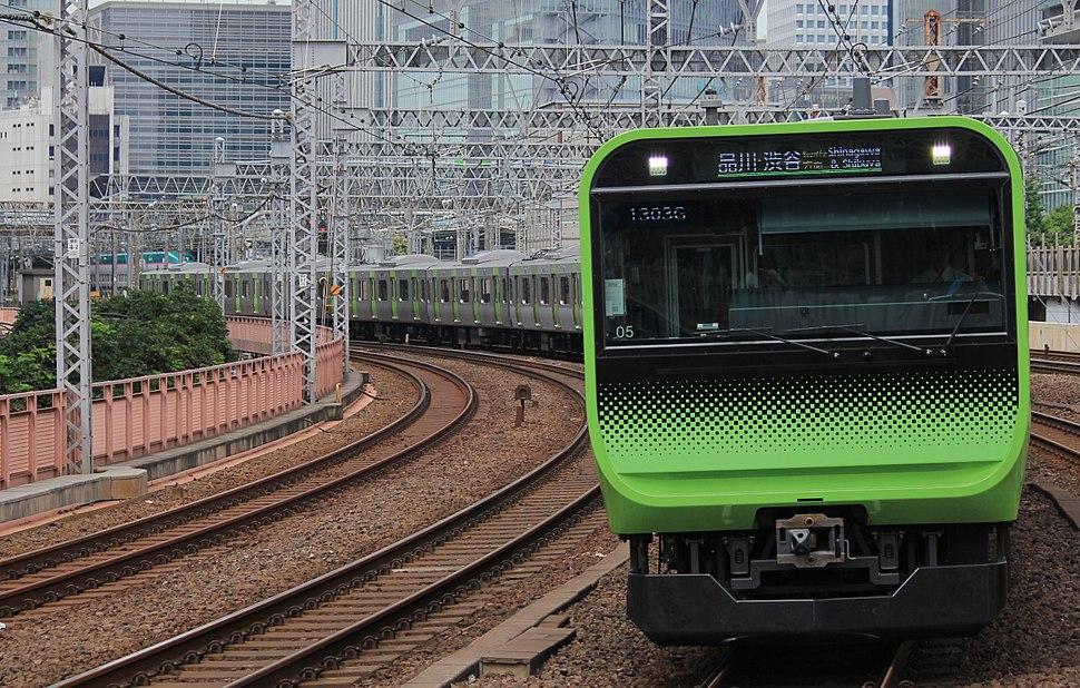 E235系 山手線@有楽町