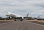 EGLF - Airbus A350 - F-WLXV (42758722294).jpg