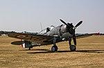 EGSU - Curtiss-Wright Warhawk P40F - G-CCVH (29107998267).jpg