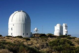 ESA Optical Ground Station