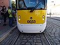 EVO1 na lince 9, Smíchovské nádraží, čelo (01).jpg