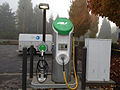 EV charging station in Monmouth (8122689460).jpg