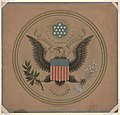 E pluribus unum - Andrew B. Graham, litho., Washington, D.C. LCCN2014648403.jpg