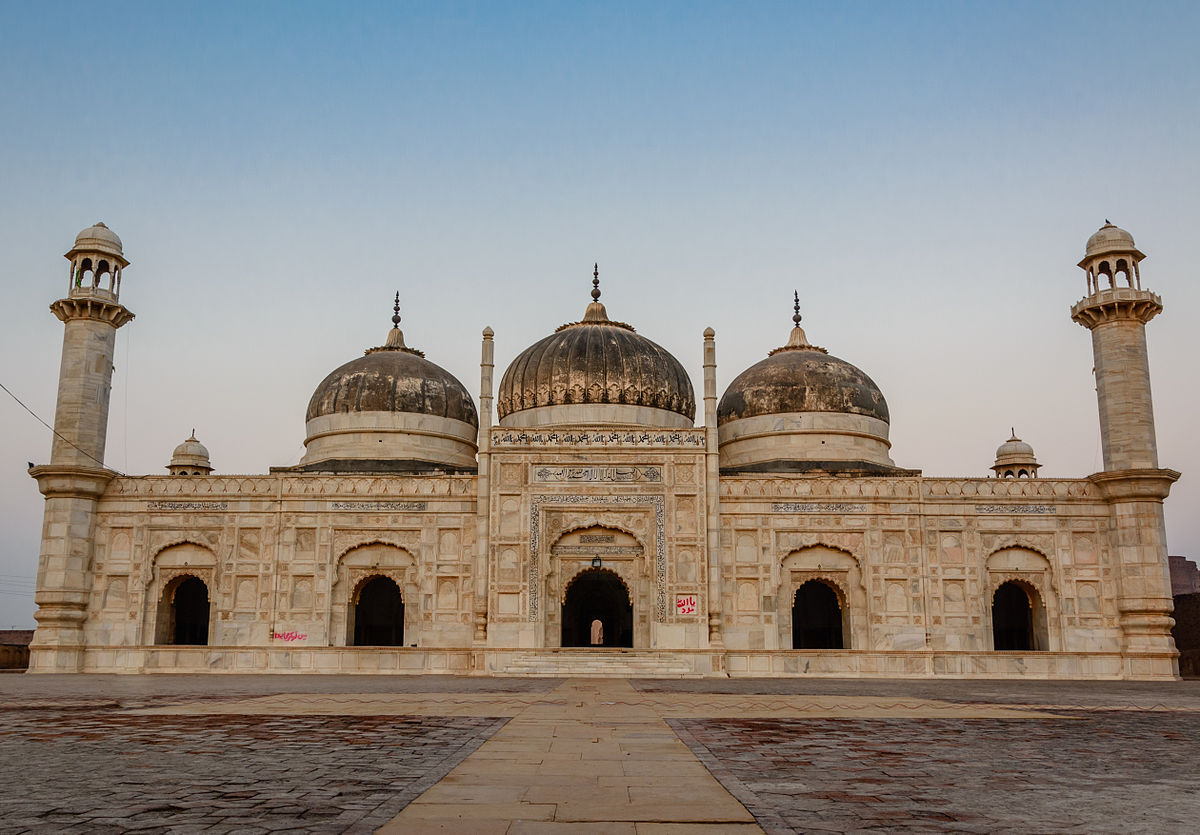 Mosque: List Of Mosques In Pakistan