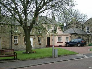 Earsdon Human settlement in England