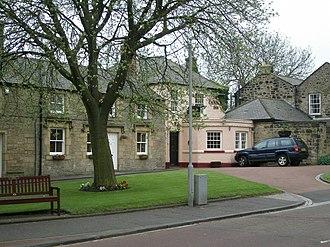 Earsdon - Image: Earsdon Front Street