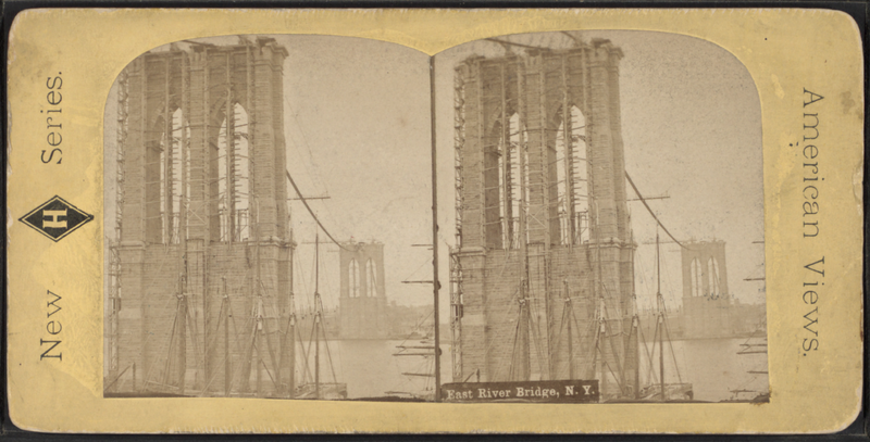 File:East River bridge, N.Y, from Robert N. Dennis collection of stereoscopic views 10.png