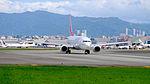 Eastar Jet B737-86N HL8023 Departing from Taipei Songshan Airport 20151003a.jpg