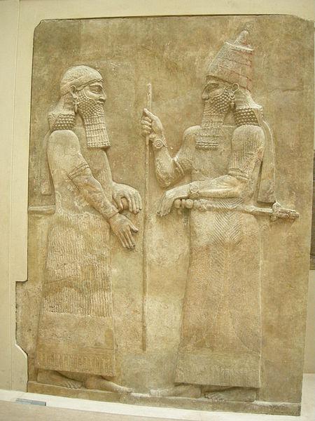 File:Eastern Antiquities in the Louvre - Room 4, 0.JPG