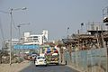 Eastern Metropolitan Bypass - Ruby Crossing - Kolkata 2014-02-12 2158.JPG