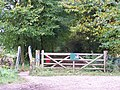 Easy Going Trail ... Rowel Lane, Loxley Valley - geograph.org.uk - 1039087.jpg
