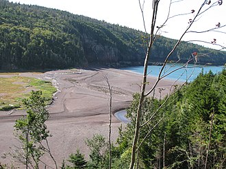 Cape Chignecto Provincial Park - Image: Eatonville 2
