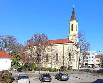 Ebergassing - Parish church