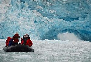 Economy of Svalbard - Tourism in Svalbard